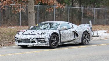 据称,新C8 Chevrolet Corvette的Hybrid版本