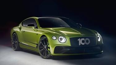 特别版Pikes Peak Bentley Continental GT推出