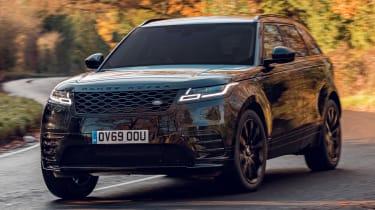 Limited Run Range Rover Velar R-Dynamic Black推出