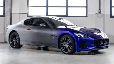 Maserati Branturismo Zeda标志着生产结束
