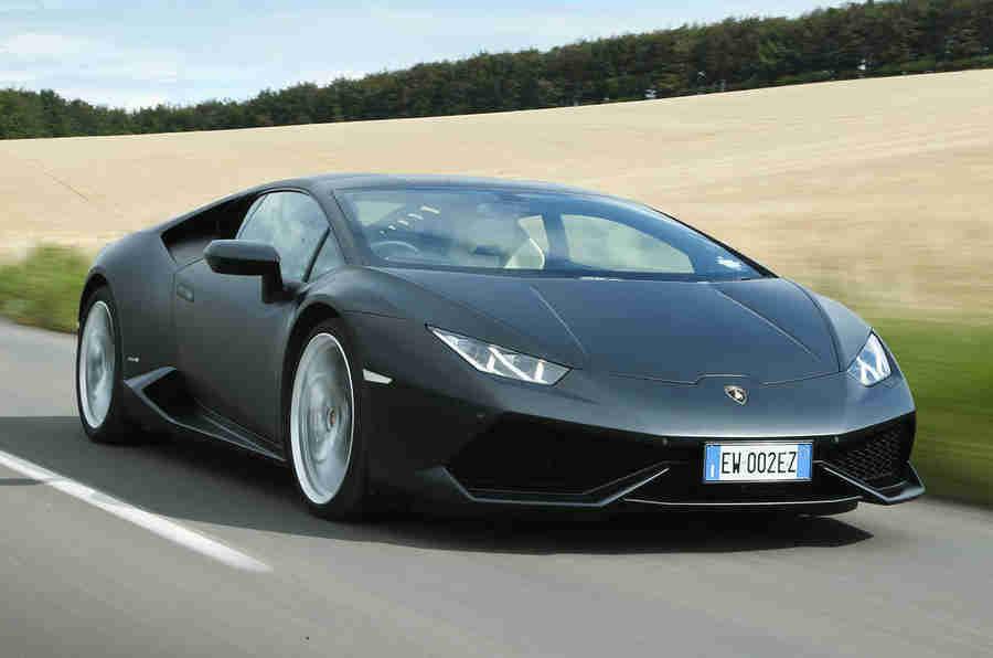 Lamborghini在2015年出售超过3000辆汽车