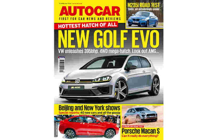 AutoCar杂志23 4月预览