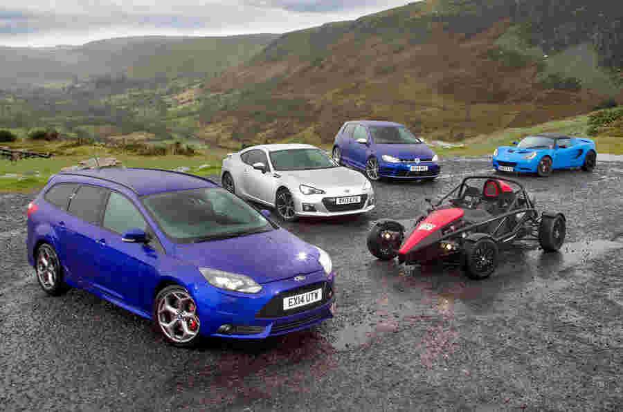 比较:英国最好的30,000英镑的驾驶汽车