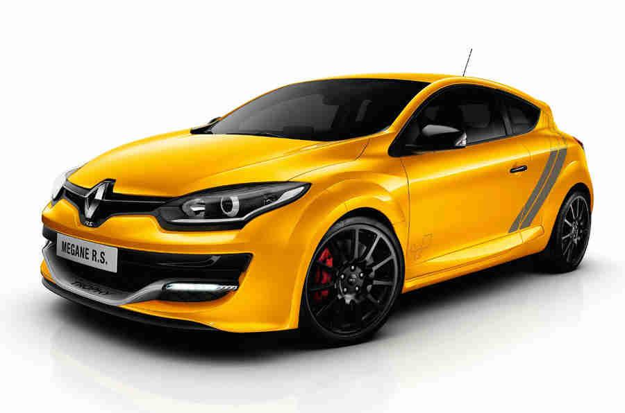 Renaultsport Megane 275奖杯在古德伍德首次亮相之前透露