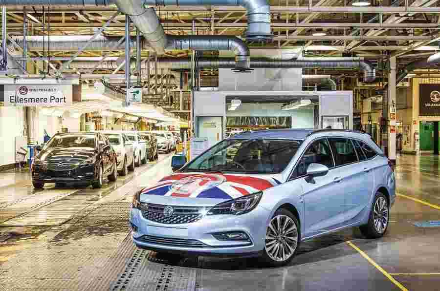英国汽车行业欢迎Brexit条款草案