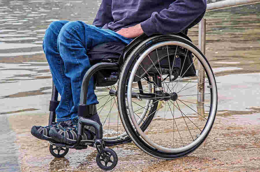 詹姆斯鲁普珀特:让残疾人购买汽车更容易