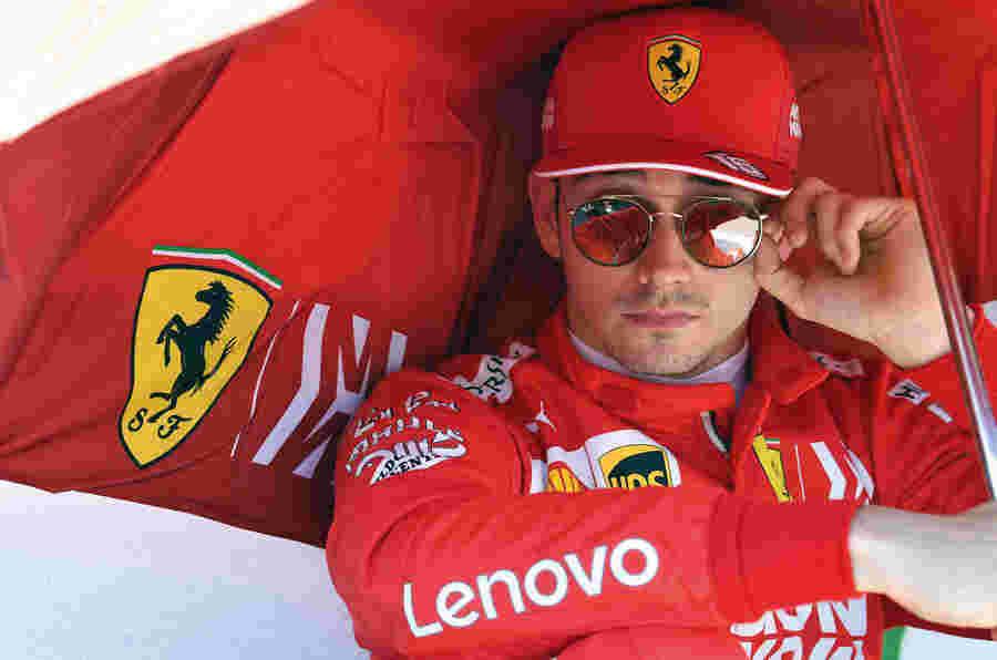 2019英国GP预览:Charles Leclerc的崛起F1 Stardom