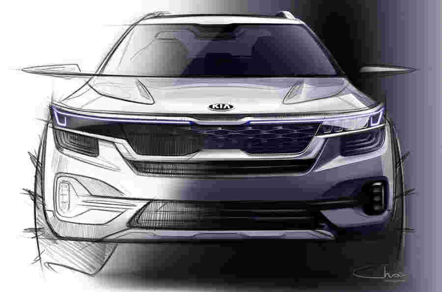 Kia预览专为千禧一体设计的新小型SUV