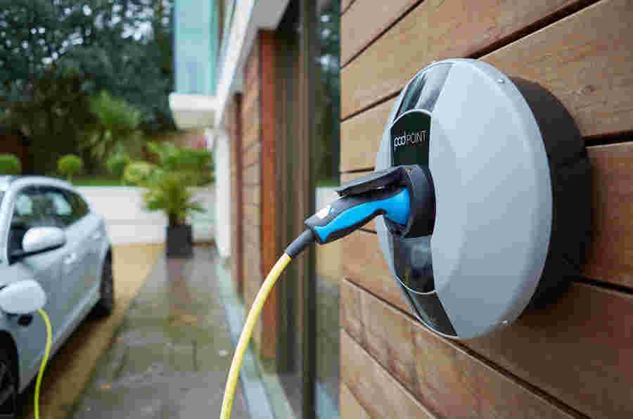 EDF获得充电公司豆荚点