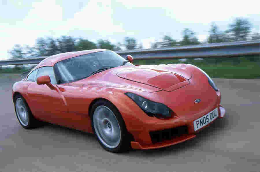 二手车购买指南:TVR Sagaris.