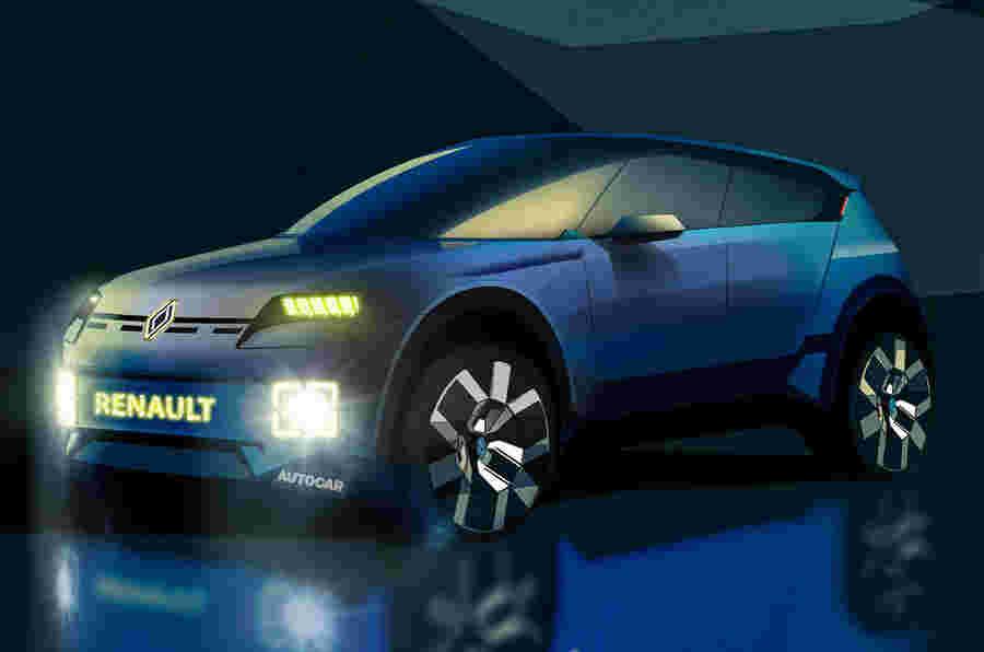 Renault 4下一步符合EV复兴