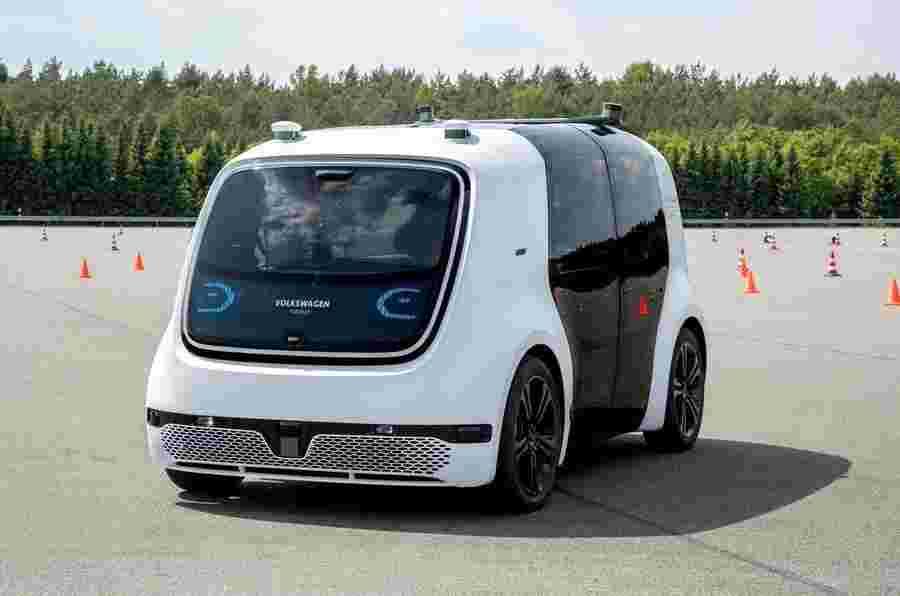 大众和微软合作自动驾驶技术