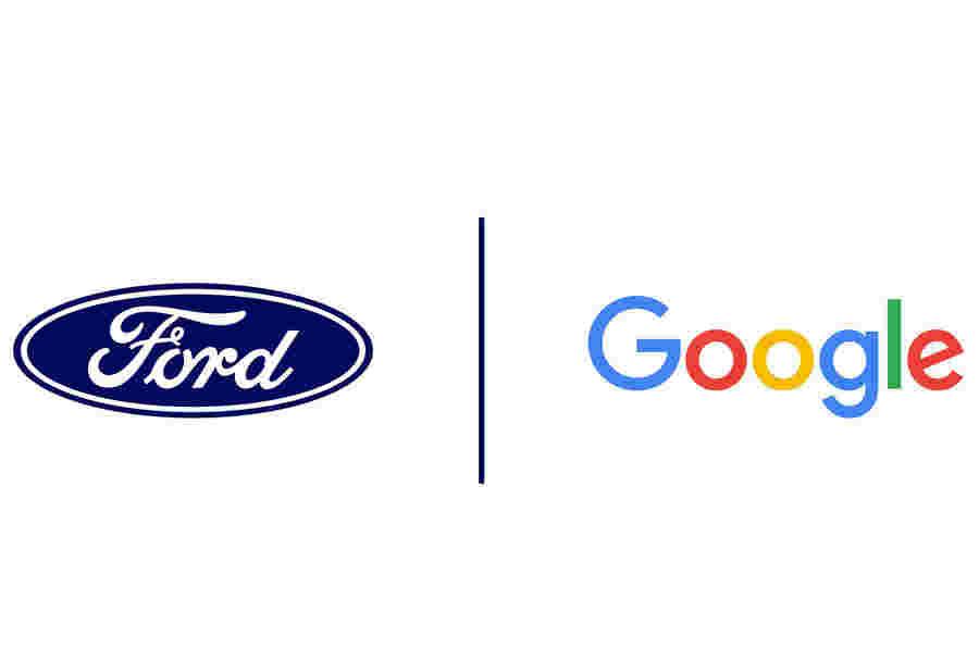 """福特和谷歌团结起来""""重新发明""""连接的车辆"""