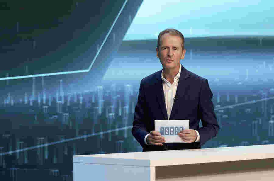 大众汽车集团于2030年开设六名欧洲千兆