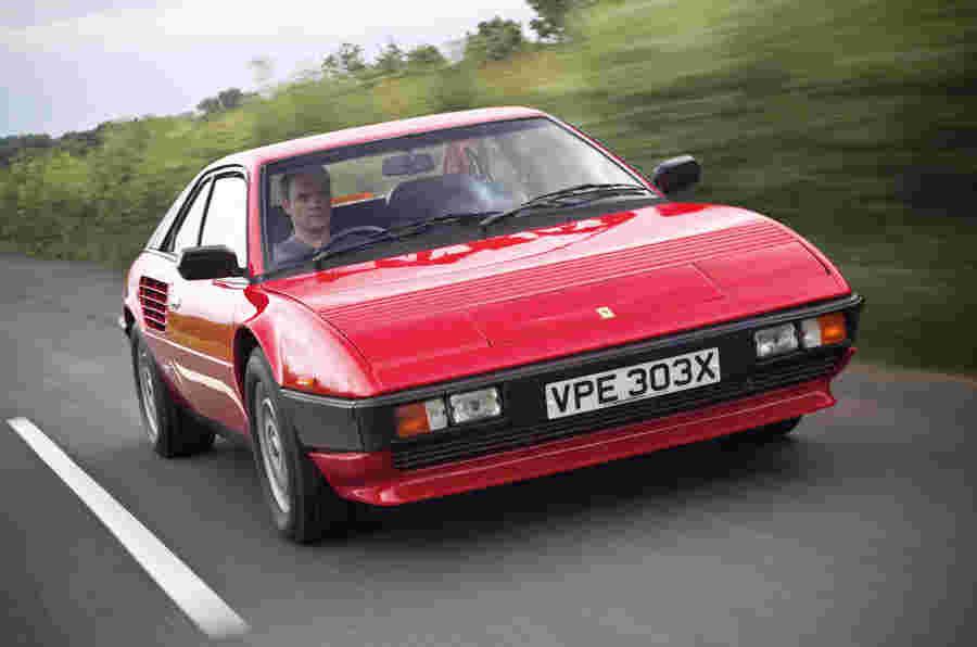 二手车购买指南:Ferrari Mondial.
