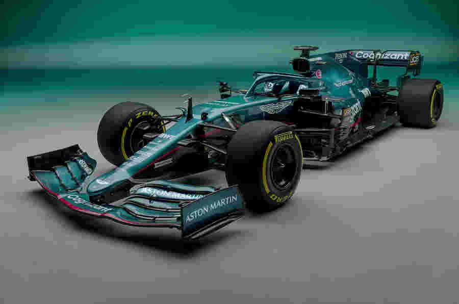 新阿斯顿马丁F1队推出了2021年AMR21挑战者