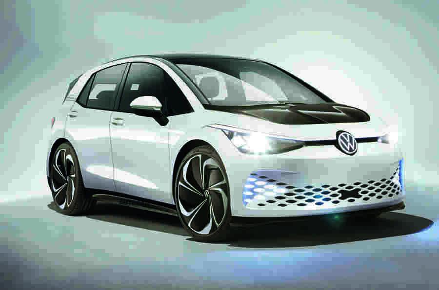 大众汽车在2025年后发动入门级ID电动车