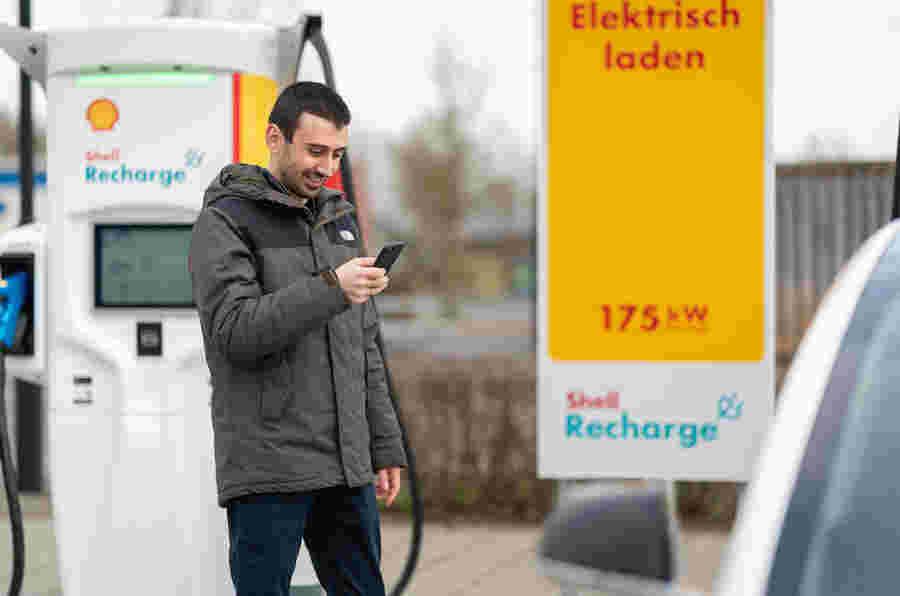Shell针对具有360kWh电池的电网限制ep