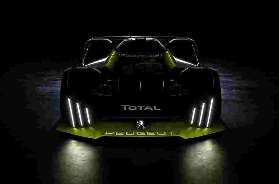 Peugeot 2022 Le Mans Drivers包括Ex-F1赛车