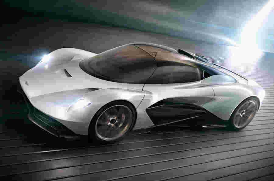 Aston Martin Plots Mercedes Powertrain修订Valhalla