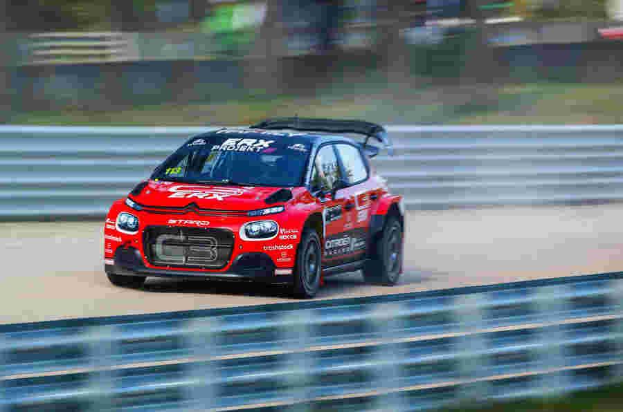 英国Rallycross将在2021赛季中包括600平方公司