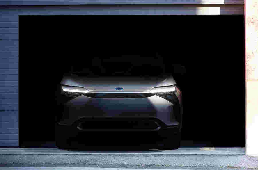 丰田在4月19日星期一推出新电动SUV