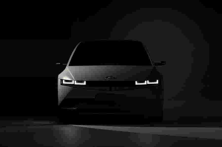 新的Hyundai Ioniq 5月23日透露