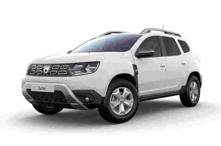 新的Dacia Duster商业搬运车推出