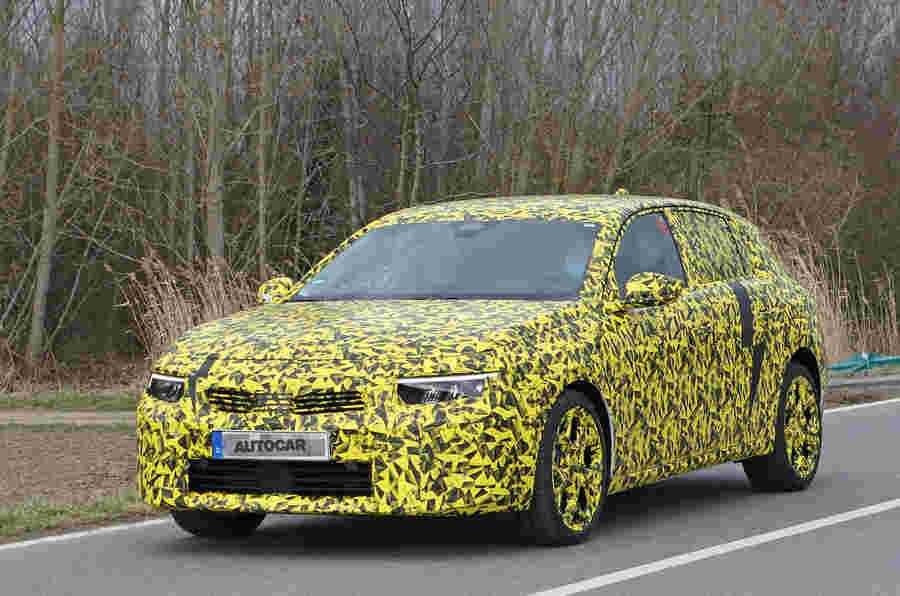 全新的Vauxhall Astra:Reinvented Hatch Tests混合动力系统