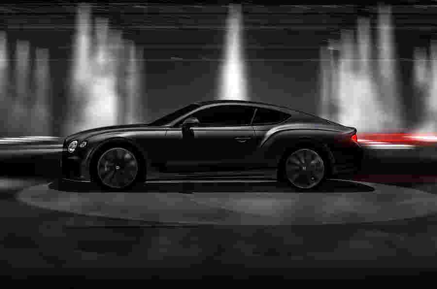 新的Bentley Continental GT Speed将于3月23日推出