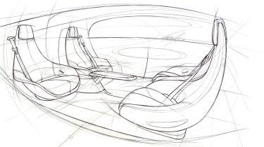 根据梅赛德斯的说法,这是未来的汽车内部